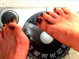 Hvordan å miste vekt raskt før graviditet