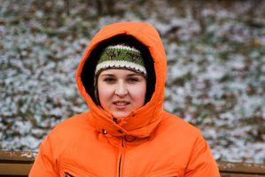Virkningene av kalde temperaturer på eksponert hud
