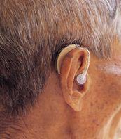 Høreapparater og effekter på Sensorinevral High Frequency Loss