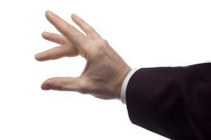 Øvelser for håndbevegelser