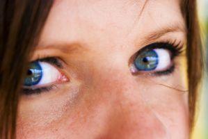 Slik fjerner metallsplinter fra øyet