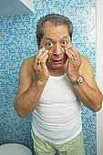Hvordan håndtere Eye Crud eller Blefaritt