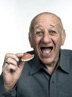 Hvordan spise uten tenner