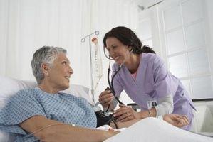 Hva er betydningen av høyt blodtrykk etter operasjonen?