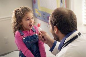 Hva er årsakene til gjær infeksjon hos barn?