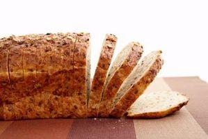 Næringsinnhold for Publix 5 korn brød