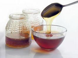 En liste over matvarer som inneholder sukker