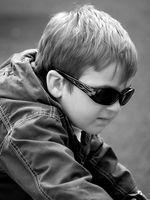 Kjennetegn på synshemmede barn