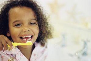 Barne Personlig pleie Aktiviteter