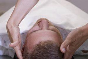Tegn og symptomer på hodeskader etter et fall