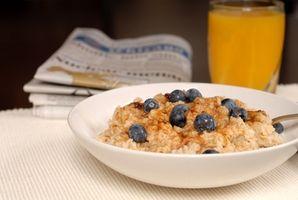 Hvordan spise en sunn frokost for Young People
