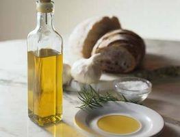 Olivenolje og hvitløk Liver Cleanse