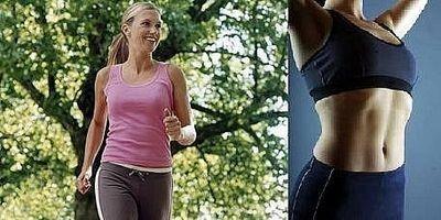 Hvordan å miste Belly Fat Med en enkel walking rutine