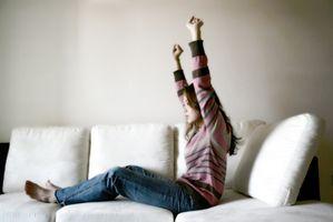 Hvordan Løft Med Middle Back Pain