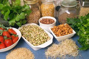 Mat som fremmer fysisk utholdenhet
