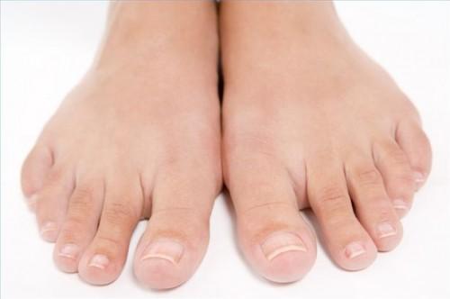 Hvordan holde Feet Fra Falling Asleep
