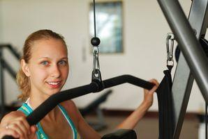 Gym treningsutstyr Rutiner for kvinner