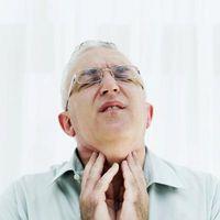 Hvordan avlaste sår hals